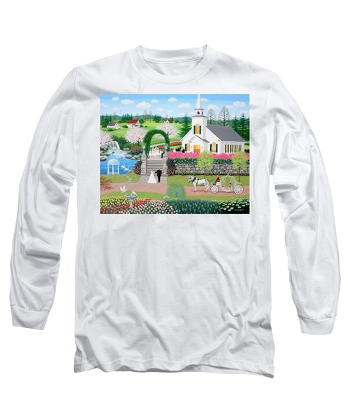 Walk With My Father Long Sleeve T-Shirt