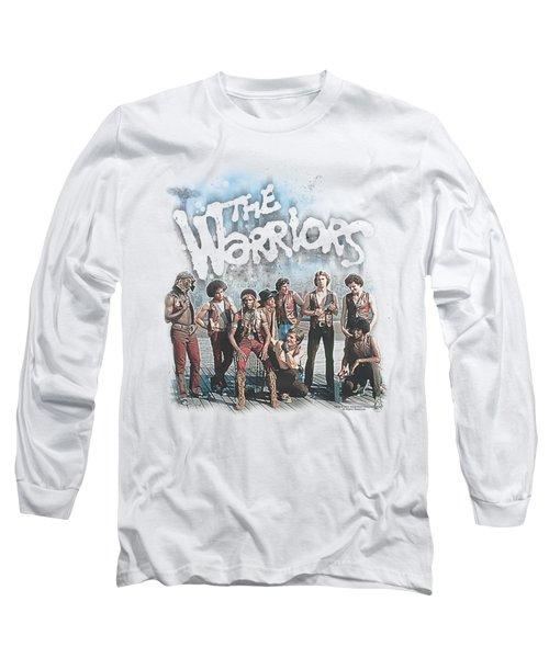 Warriors - Amusement Long Sleeve T-Shirt