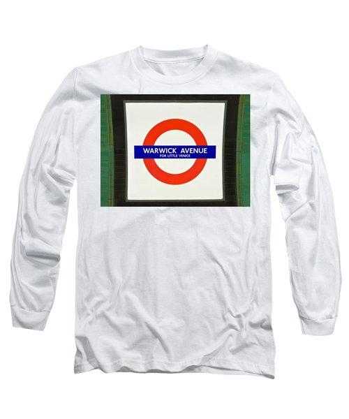 Warwick Station Long Sleeve T-Shirt