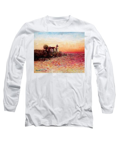 Watch Over Me Long Sleeve T-Shirt