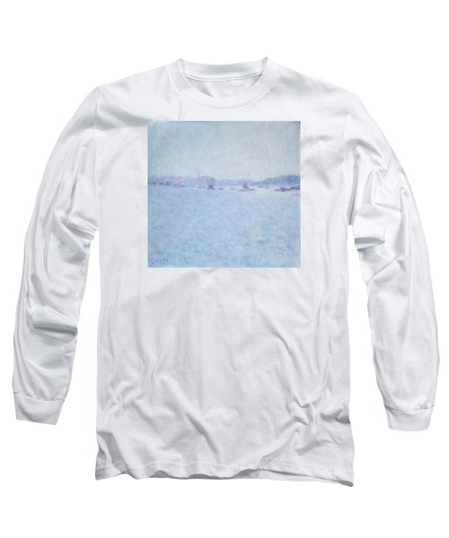 Water At Cannes France Long Sleeve T-Shirt