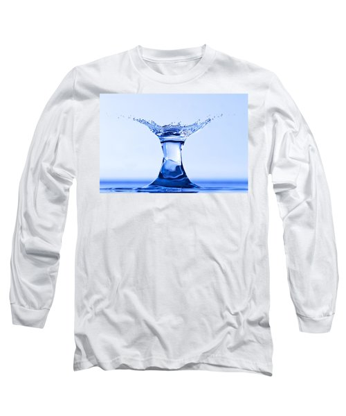 Water Splash Long Sleeve T-Shirt
