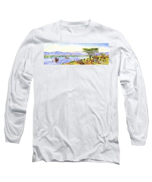 Water Village Long Sleeve T-Shirt