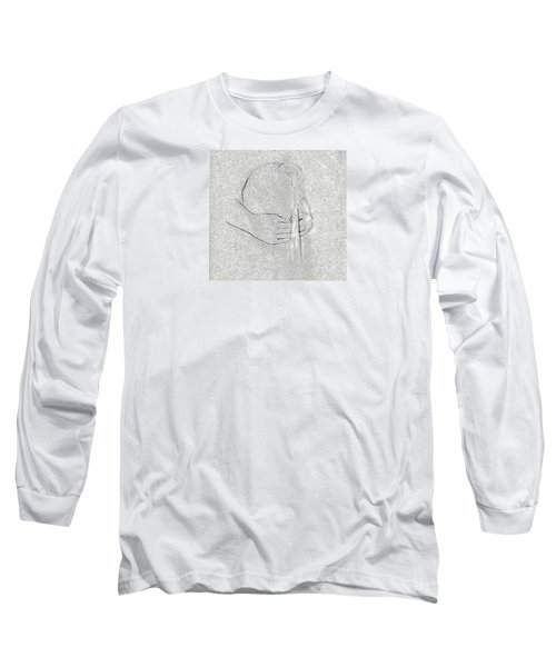 Long Sleeve T-Shirt featuring the photograph Waters Of Life by I'ina Van Lawick