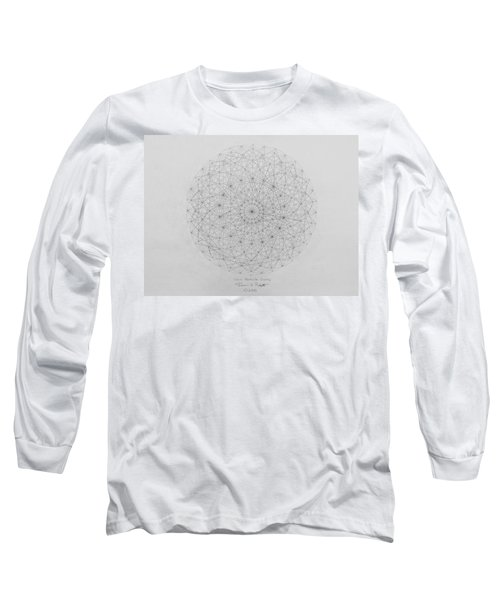 Wave Particle Duality Original Long Sleeve T-Shirt