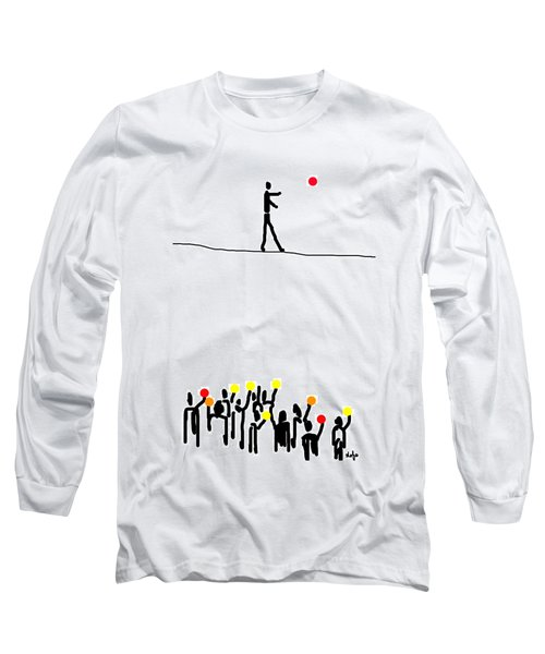 We Believe In Circles  Long Sleeve T-Shirt