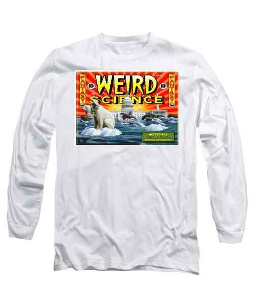 Weird Science Long Sleeve T-Shirt