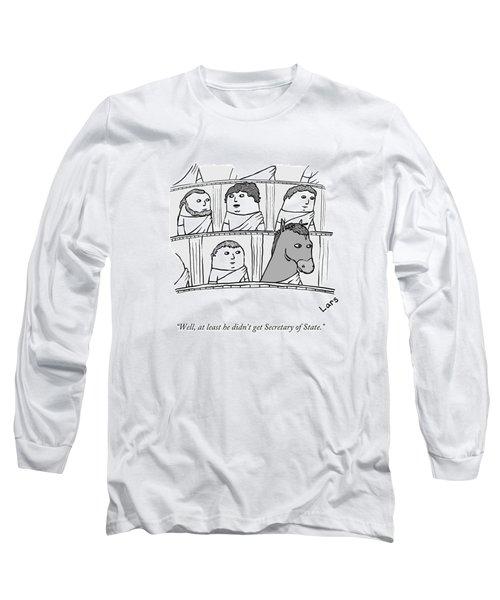 Roman Senate Long Sleeve T-Shirt