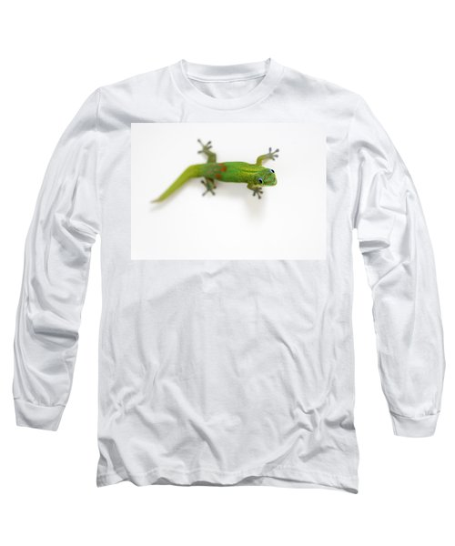 Well Hello There Long Sleeve T-Shirt by Denise Bird
