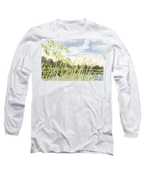 West Bay Napanee River Long Sleeve T-Shirt