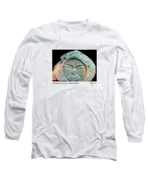 Whalebone Art Long Sleeve T-Shirt