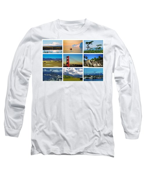 My Wonderful World ... Long Sleeve T-Shirt