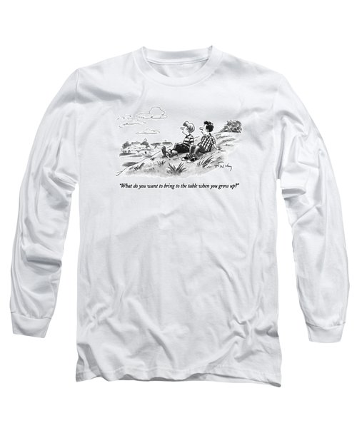 What Do You Want To Bring To The Table When Long Sleeve T-Shirt