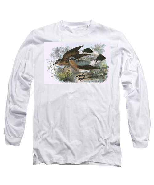 Wheatear Long Sleeve T-Shirt by English School