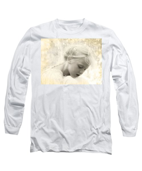 When Dreams Come True Long Sleeve T-Shirt by Ellen Cotton