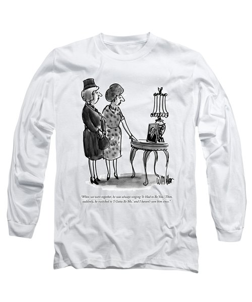 When We Were Together Long Sleeve T-Shirt