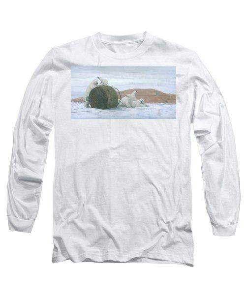 When Worlds Collide Long Sleeve T-Shirt