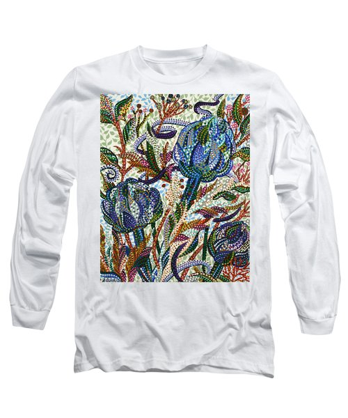 Where Clover Grows Long Sleeve T-Shirt