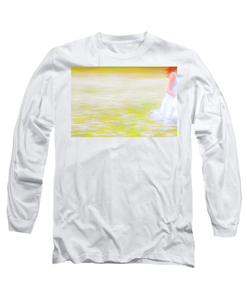 Wherever She Ran Long Sleeve T-Shirt