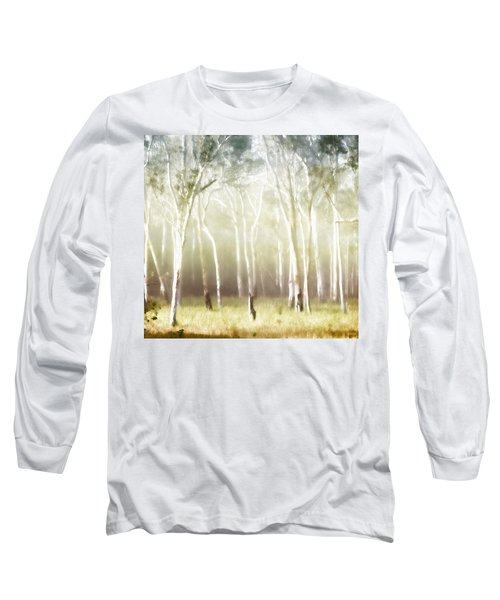 Whisper The Trees Long Sleeve T-Shirt by Holly Kempe