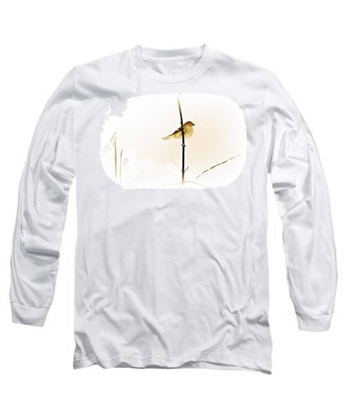 White Out Conditions Long Sleeve T-Shirt