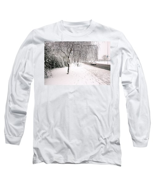 White World Long Sleeve T-Shirt