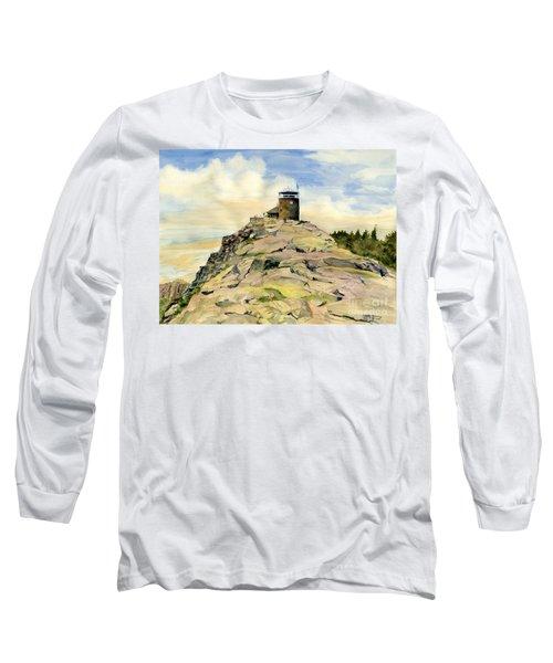 Whiteface Mountain Ny Long Sleeve T-Shirt