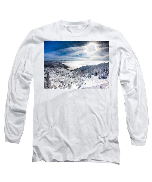 Whitefish Inversion Long Sleeve T-Shirt