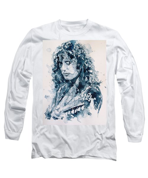 Whole Lotta Love Jimmy Page Long Sleeve T-Shirt