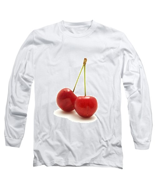 Wild Cherry Long Sleeve T-Shirt