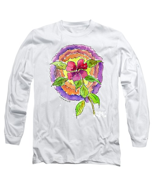 Wild Wildflower Long Sleeve T-Shirt