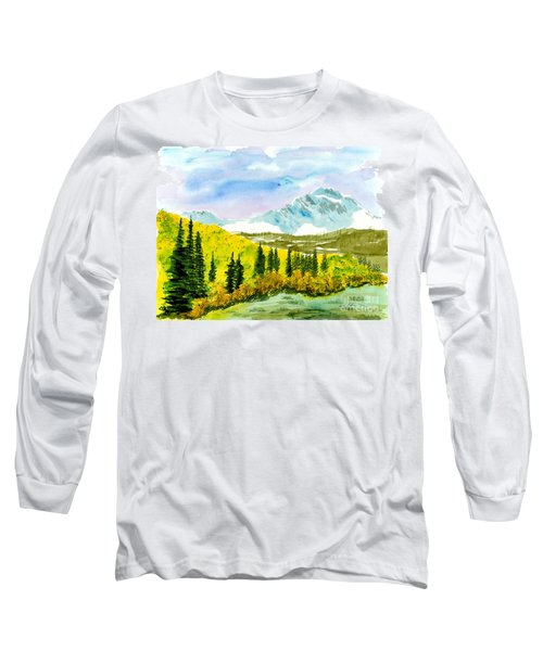 Willard Peak Long Sleeve T-Shirt