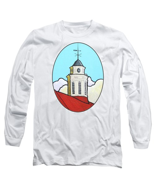 Wilson Hall Cupola - Jmu Long Sleeve T-Shirt