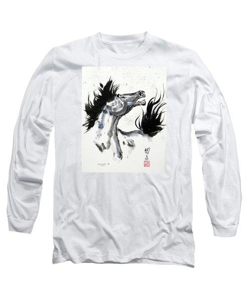 Wind Fire Long Sleeve T-Shirt