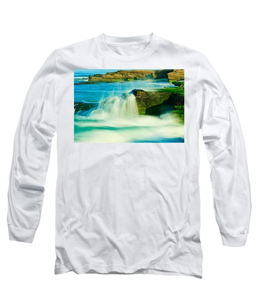 Windansea Beach 2 Long Sleeve T-Shirt