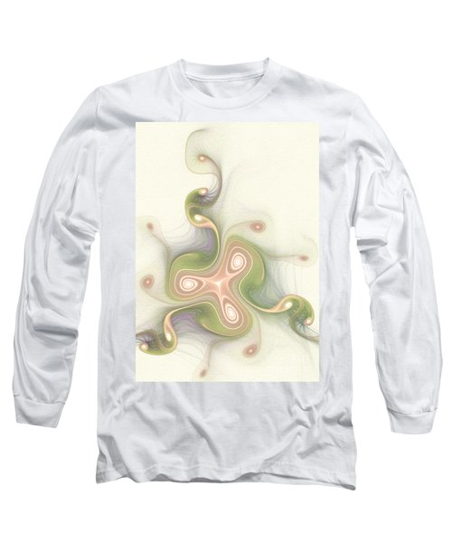 Winding Long Sleeve T-Shirt