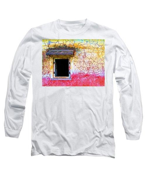 Window Of Opportunity Long Sleeve T-Shirt