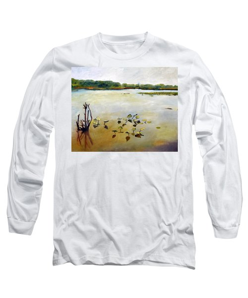 Window On The Waterfront Long Sleeve T-Shirt