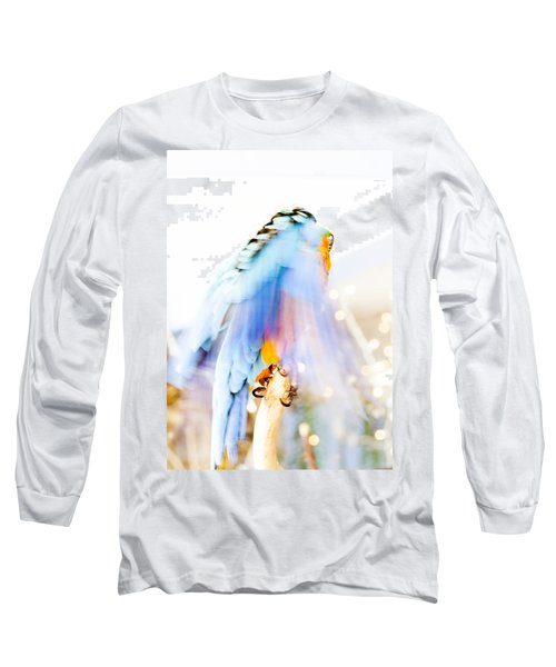 Wing Dream Long Sleeve T-Shirt by Fran Riley