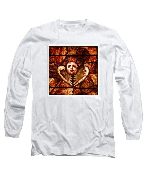 Wings Of An Angel Long Sleeve T-Shirt