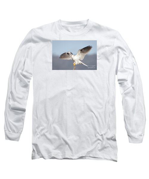 Wingspan Long Sleeve T-Shirt by Alice Cahill