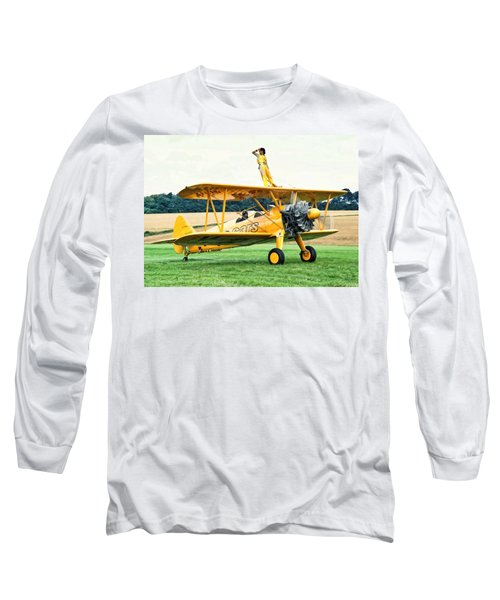 Wingwalking Long Sleeve T-Shirt