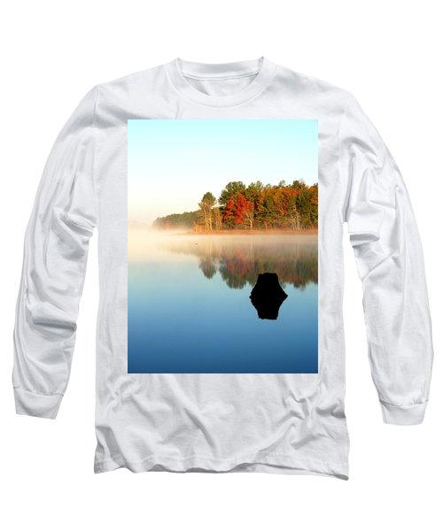 Winnsboro Reservoir-1 Long Sleeve T-Shirt