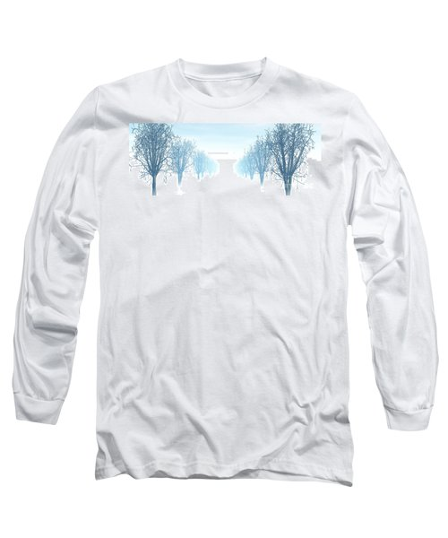 Winter Avenue Long Sleeve T-Shirt
