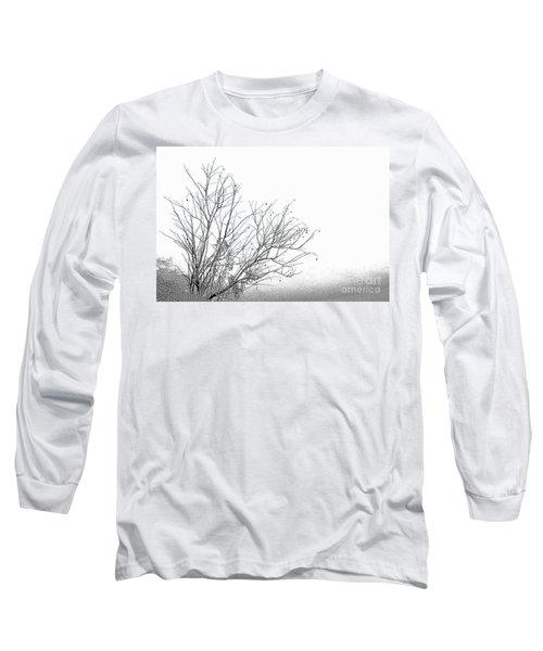 Winter Tree Long Sleeve T-Shirt