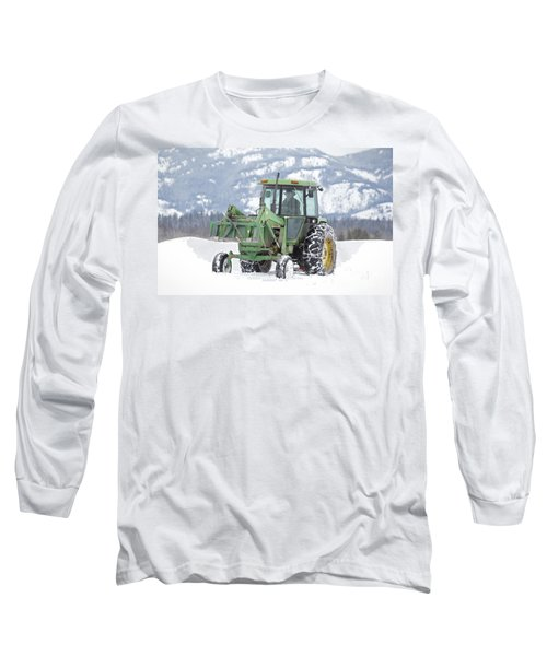 Winter Feeding Long Sleeve T-Shirt