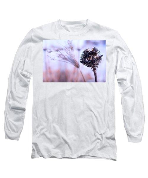 Winter Flowers  Long Sleeve T-Shirt