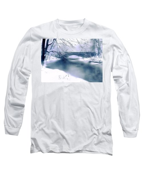 Winter Haiku Long Sleeve T-Shirt