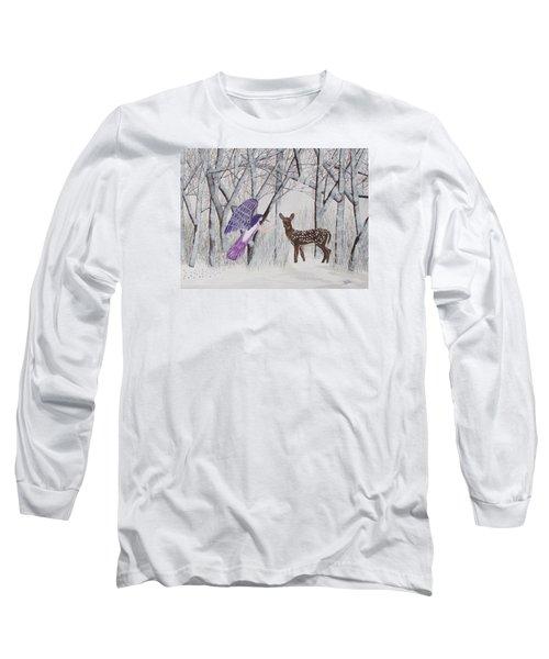 Winter Magic Long Sleeve T-Shirt