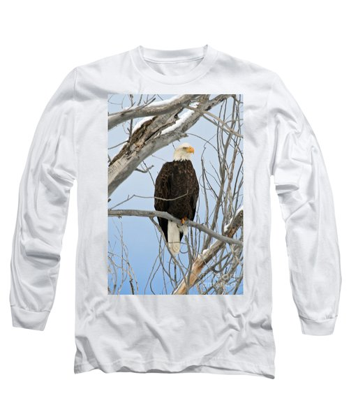 Winter Perch Long Sleeve T-Shirt